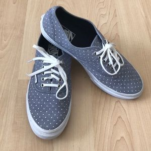 VANS Off the Wall Polka Dot Sneakers